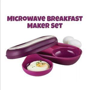 Tupperware breakfast maker